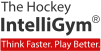 The Hockey IntelliGym® Logo