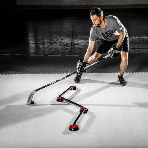 HockeyShot Speed Deke Trainer